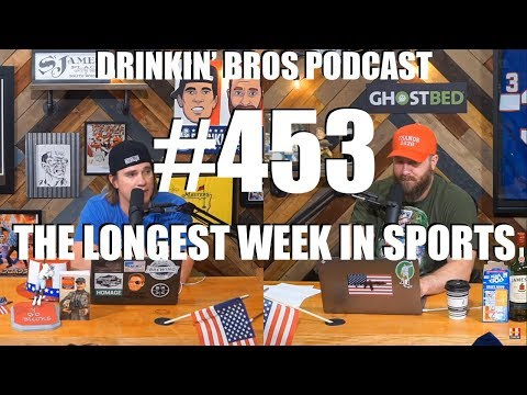 DB #453 – Sports Companion Show 07/23/19 – The Longest Week In Sports