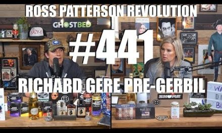 Ross Patterson Revolution #441 – Richard Gere Pre-Gerbil
