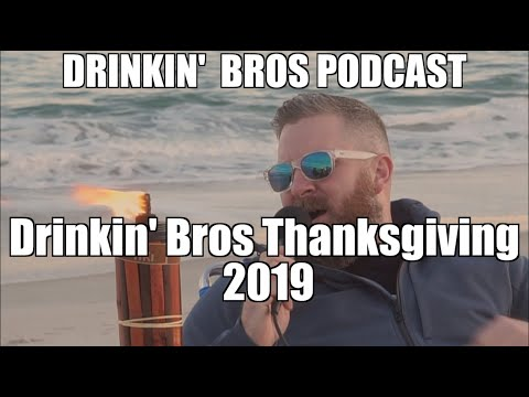 Drinkin' Bros #514 – Live From Plymouth Rock