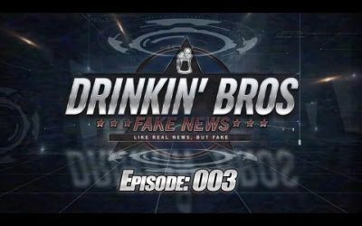 Drinkin' Bros Fake News – Episode 03