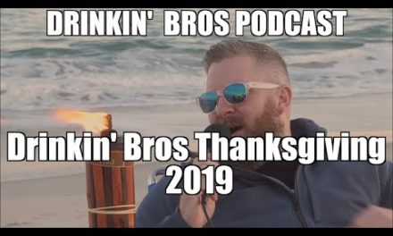 Drinkin' Bros Podcast #514 – Live From Plymouth Rock