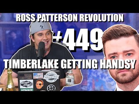 Ross Patterson Revolution #449 – Timberlake Getting Handsy