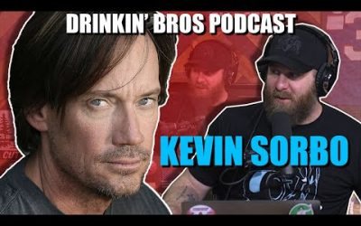 Drinkin' Bros #600 – Special Guest Kevin Sorbo