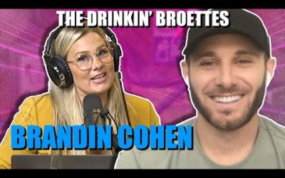 The Drinkin' Broettes #53 – Special Guest Liquid I.V. CEO Brandin Cohen
