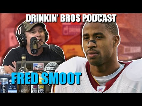 Drinkin' Bros Podcast #610 – Sports Companion 06/01/20 – Special Guest Fred Smoot