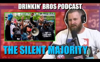 Drinkin' Bros Podcast #611 – The Silent Majority