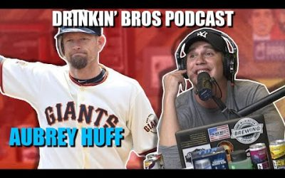 Drinkin' Bros Podcast #634 – Sports Companion 07/07/20 – Special Guest Aubrey Huff