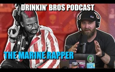 Drinkin' Bros Podcast #635 – Special Guest The Marine Rapper