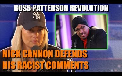 Ross Patterson Revolution #564 – Nick Cannon Is CANCELLED