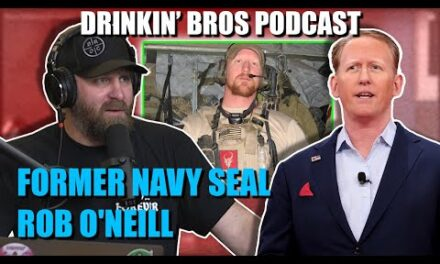 Drinkin' Bros Podcast #648 – Special Guest Former Navy SEAL Rob O'Neill