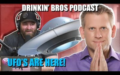 Drinkin' Bros Podcast #653 – UFO's Are Here!