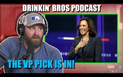 Drinkin' Bros Fake News #64 – Biden's VP Pick Is In