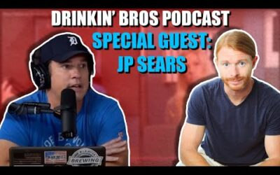 Drinkin' Bros Podcast #683 – Special Guest JP Sears