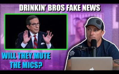 Drinkin' Bros Fake News #71 – Will They Mute The Mics?