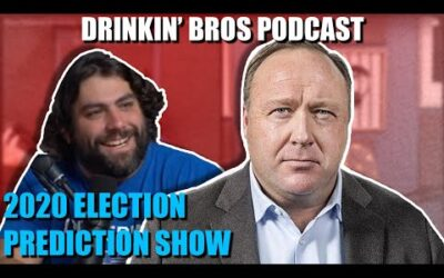 Drinkin' Bros Podcast #693 – 2020 Election Prediction Show