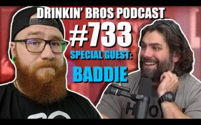 Drinkin' Bros Podcast #733 – Are You Into Deer Play?