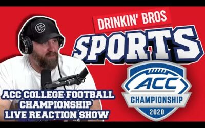 ACC College Football Championship Live Reaction Show