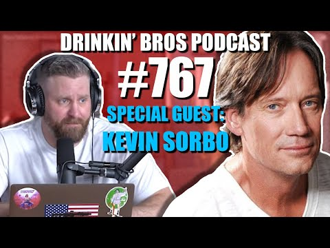 Drinkin' Bros Podcast #767 -  Special Guest Kevin Sorbo