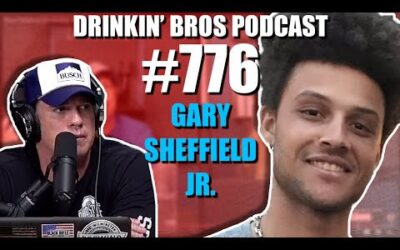 Drinkin' Bros Podcast #776 – Special Guest Gary Sheffield Jr.