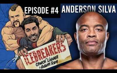 Icebreakers Podcast Episode #4 – Special Guest Anderson Silva