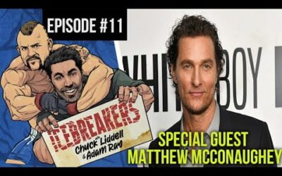 Icebreakers Podcast Episode #11 – Special Guest Matthew McConaughey