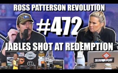 Ross Patterson Revolution #472 – Jables Shot At Redemption