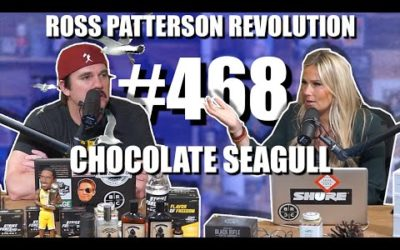 Ross Patterson Revolution #468 – The Chocolate Seagull