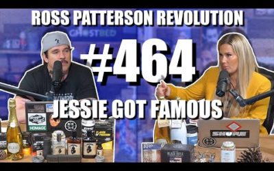 Ross Patterson Revolution #464 – Jessie Got Famous